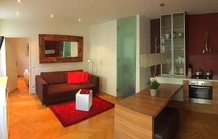 Private Living - Serviced Apartment Zieglergasse 47